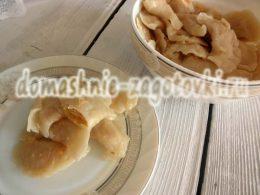 Миниатюра к статье Вареники с капустой, пошаговый рецепт с фото