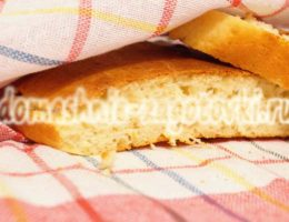хлеб на сухих дрожжах