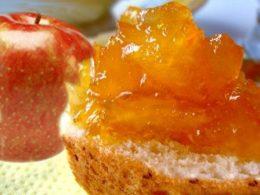яблочный джем рецепт