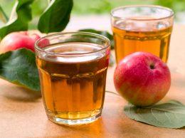 Миниатюра к статье Заготовка яблочного сока на зиму